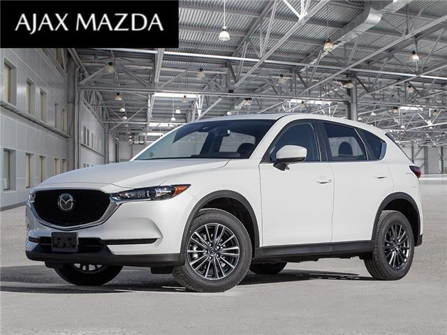 2021 Mazda CX-5 GS (Stk: 21-1860) in Ajax - Image 1 of 10