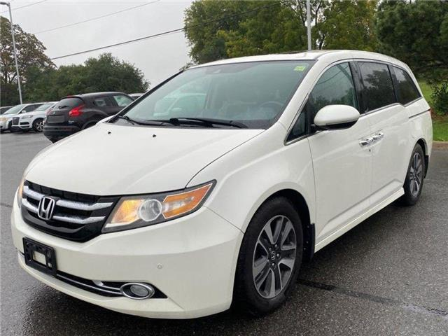 2015 Honda Odyssey Touring (Stk: 5FNRL5) in Kitchener - Image 1 of 1