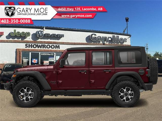 2021 Jeep Wrangler Unlimited Rubicon (Stk: F212710) in Lacombe - Image 1 of 1