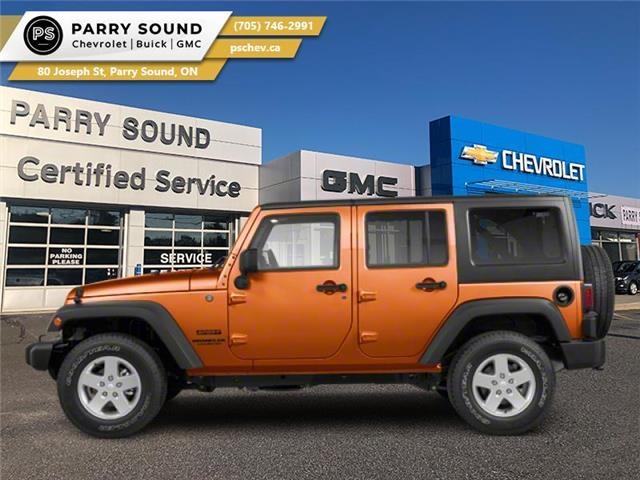 2011 Jeep Wrangler Unlimited Sahara (Stk: PS21-083) in Parry Sound - Image 1 of 1