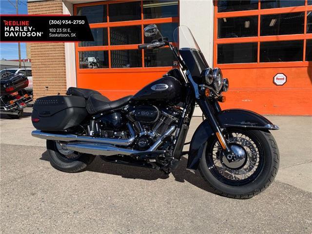 2021 Harley-Davidson FLHCS - Heritage Classic 114  (Stk: FLHCS-21-7224) in Saskatoon - Image 1 of 9