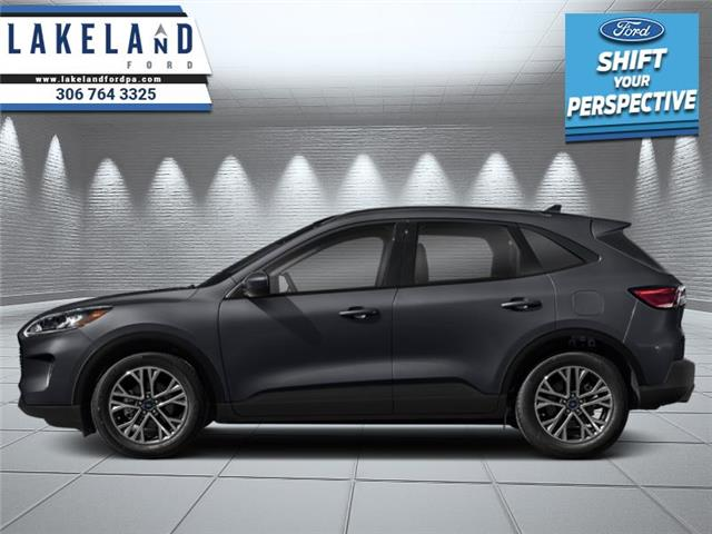 2021 Ford Escape SEL Hybrid (Stk: 21-525) in Prince Albert - Image 1 of 1