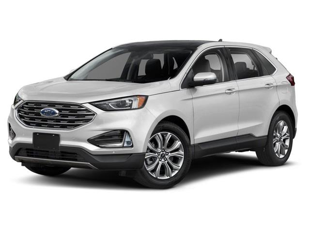 2022 Ford Edge Titanium (Stk: N-408) in Calgary - Image 1 of 9