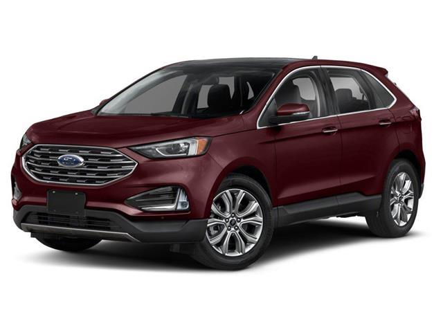 2022 Ford Edge Titanium (Stk: N-410) in Calgary - Image 1 of 9