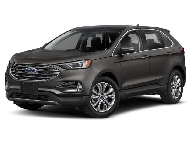 2022 Ford Edge Titanium (Stk: N-411) in Calgary - Image 1 of 9