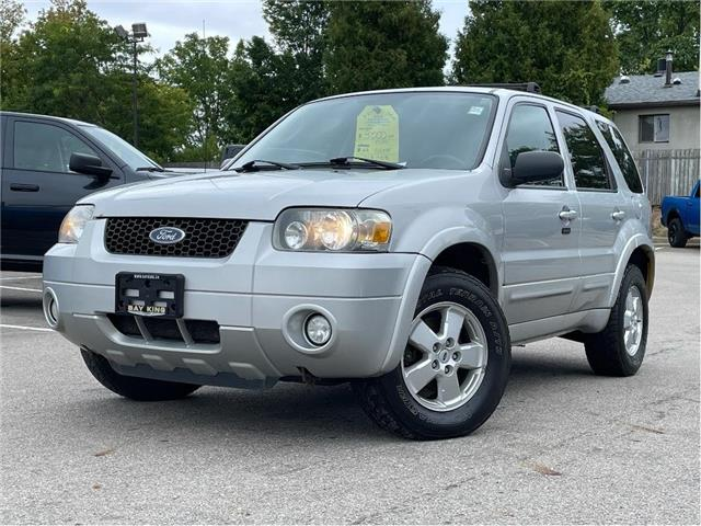 2007 Ford Escape Limited (Stk: 217140B) in Hamilton - Image 1 of 21