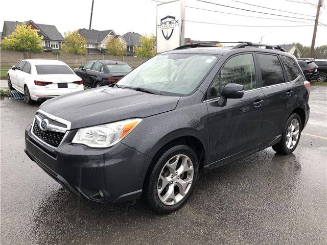2015 Subaru Forester 2.5i Limited Package (Stk: 21391) in Ottawa - Image 1 of 23