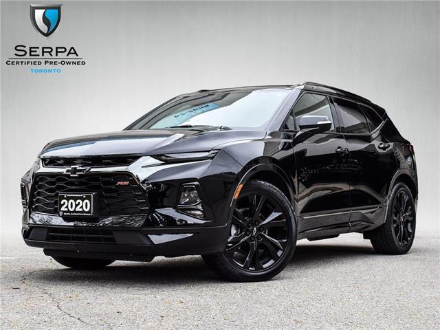 2020 Chevrolet Blazer RS (Stk: 214102DTA) in Toronto - Image 1 of 28