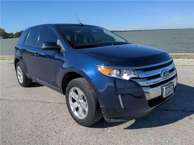 2012 Ford Edge SEL (Stk: D0396A) in Belle River - Image 1 of 16
