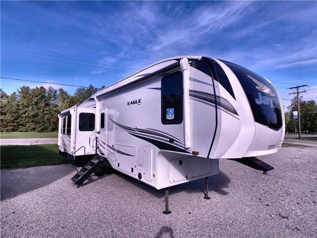 2022 Jayco Eagle Fifth Wheel (Stk: 3525) in Wyoming - Image 1 of 21