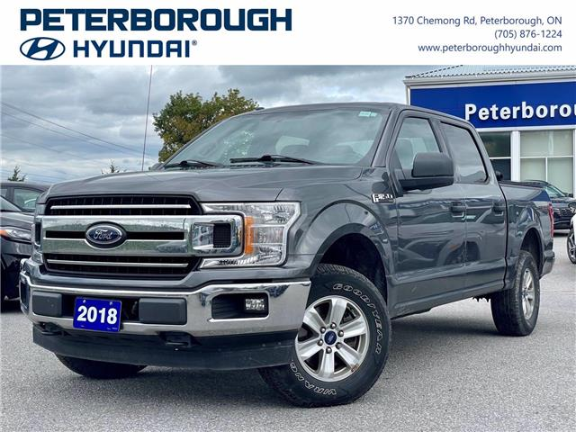 2018 Ford F-150 XLT (Stk: H13103A) in Peterborough - Image 1 of 30