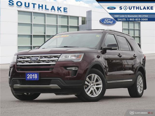 2018 Ford Explorer XLT (Stk: 32156A) in Newmarket - Image 1 of 24