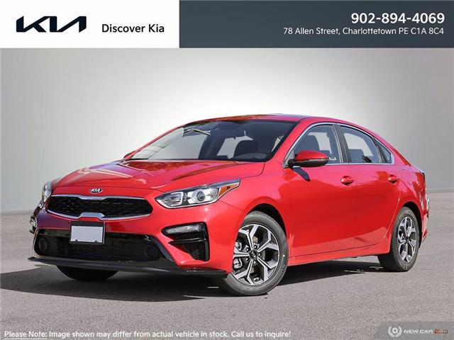 2021 Kia Forte EX (Stk: S7073A) in Charlottetown - Image 1 of 23