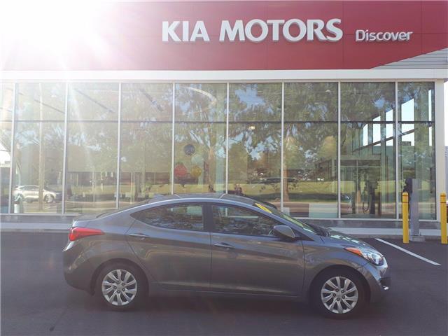 2012 Hyundai Elantra GL (Stk: S6860C) in Charlottetown - Image 1 of 22