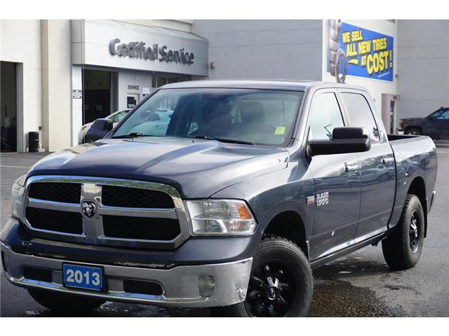 2013 RAM 1500 SLT (Stk: P3776A) in Salmon Arm - Image 1 of 1