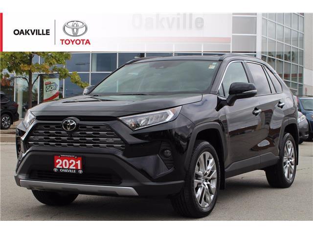 2021 Toyota RAV4 Limited (Stk: LP3633) in Oakville - Image 1 of 19