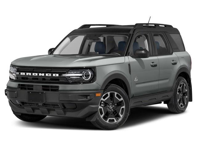 2021 Ford Bronco Sport Outer Banks (Stk: MBR032) in Fort Saskatchewan - Image 1 of 9