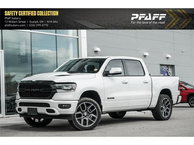 2021 RAM 1500 Sport (Stk: S01256A) in Guelph - Image 1 of 25