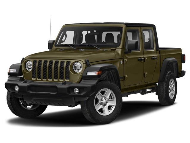 2021 Jeep Gladiator Sport S (Stk: ) in Sudbury - Image 1 of 9