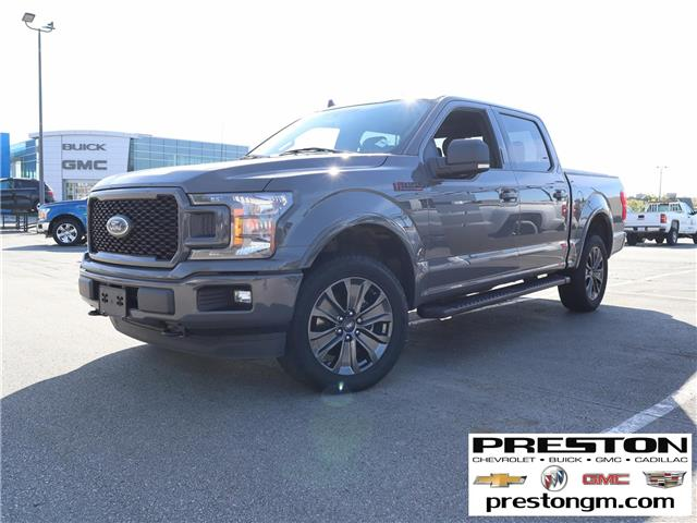 2018 Ford F-150  (Stk: X33691) in Langley City - Image 1 of 30