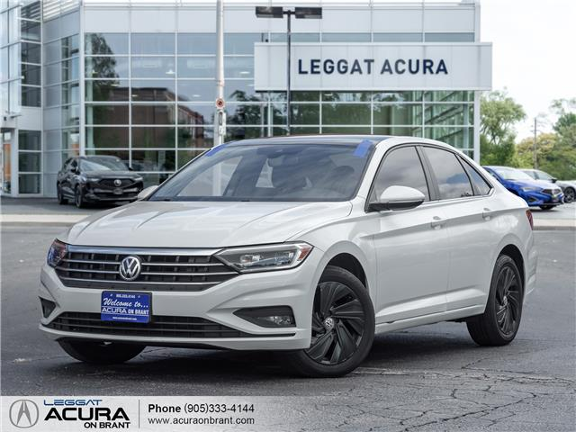 2019 Volkswagen Jetta 1.4 TSI Execline (Stk: 21264A) in Burlington - Image 1 of 23