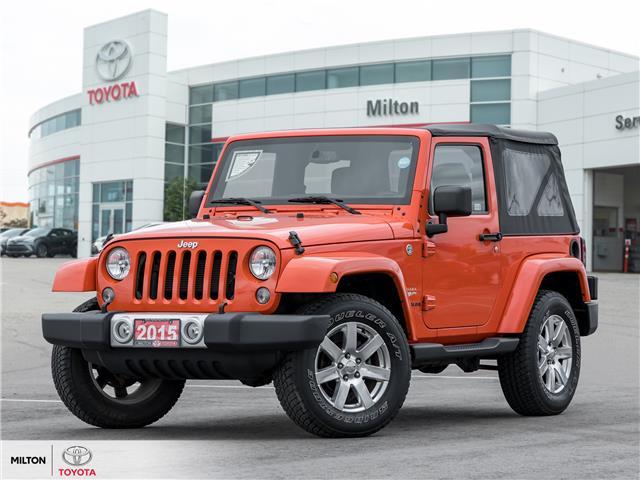 2015 Jeep Wrangler Sahara (Stk: 726383) in Milton - Image 1 of 20