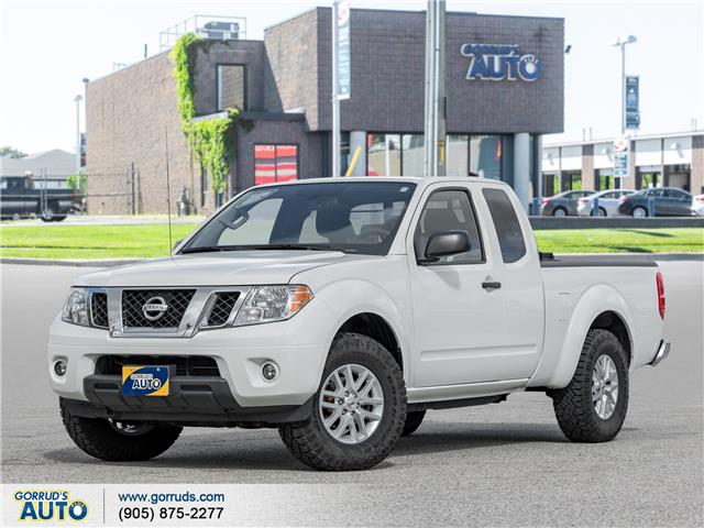 2019 Nissan Frontier PRO-4X (Stk: 733265) in Milton - Image 1 of 20