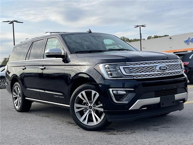 2021 Ford Expedition Max Platinum (Stk: 21T711) in Midland - Image 1 of 17