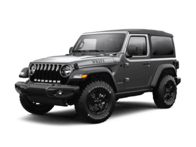 2021 Jeep Wrangler Sport (Stk: ) in Kingston - Image 1 of 5