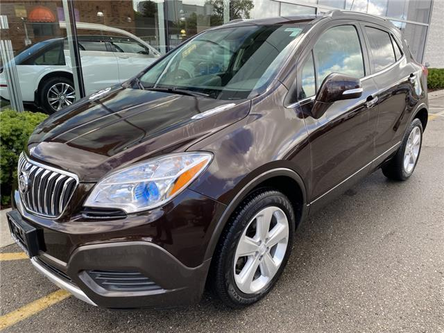 Used 2016 Buick Encore Base AWD|TOUCH SCREEN|REARVIEW CAMERA - London - Finch Chevrolet