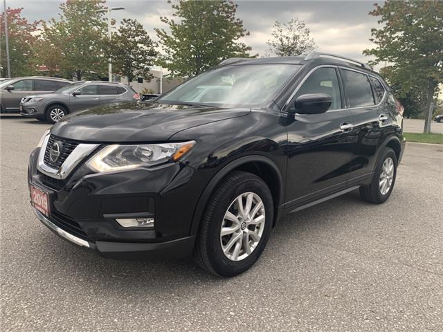 2019 Nissan Rogue SV 5N1AT2MV4KC715051 KC715051A in Bowmanville