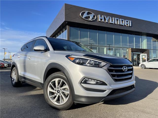 2016 Hyundai Tucson Luxury KM8J3CA4XGU152364 50034A in Saskatoon