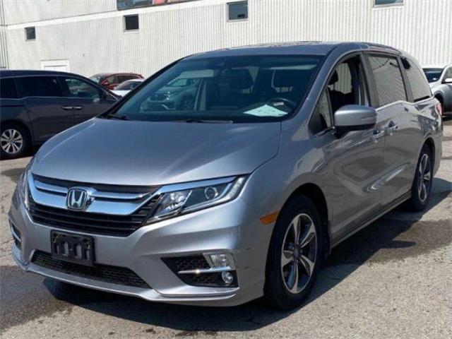 2018 Honda Odyssey EX-L (Stk: 5FNRL6) in Kitchener - Image 1 of 1