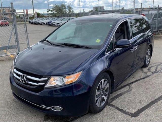 2014 Honda Odyssey Touring (Stk: 5FNRL5) in Kitchener - Image 1 of 1
