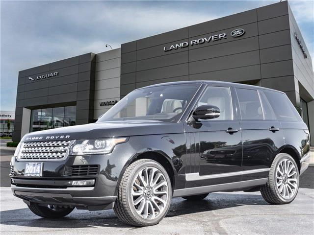 2014 Land Rover Range Rover V8 Supercharged (Stk: TL82832) in Windsor - Image 1 of 24