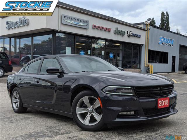 2018 Dodge Charger SXT Plus (Stk: 32735) in Waterloo - Image 1 of 29
