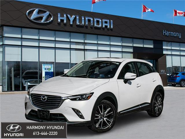 2017 Mazda CX-3 GT (Stk: P921a) in Rockland - Image 1 of 29