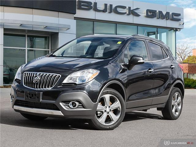 2014 Buick Encore Convenience (Stk: 117999) in London - Image 1 of 27