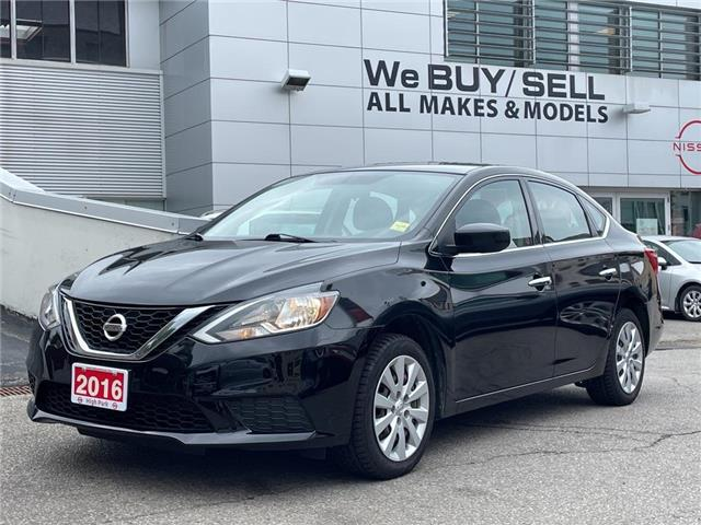 2016 Nissan Sentra 1.8 S (Stk: HP481A) in Toronto - Image 1 of 18