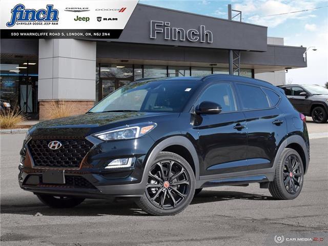 2020 Hyundai Tucson  (Stk: 102692) in London - Image 1 of 27