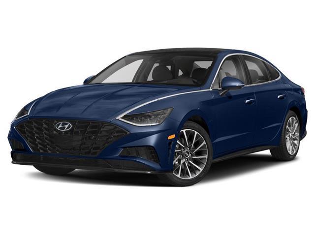 2022 Hyundai Sonata Luxury (Stk: N3281) in Burlington - Image 1 of 9