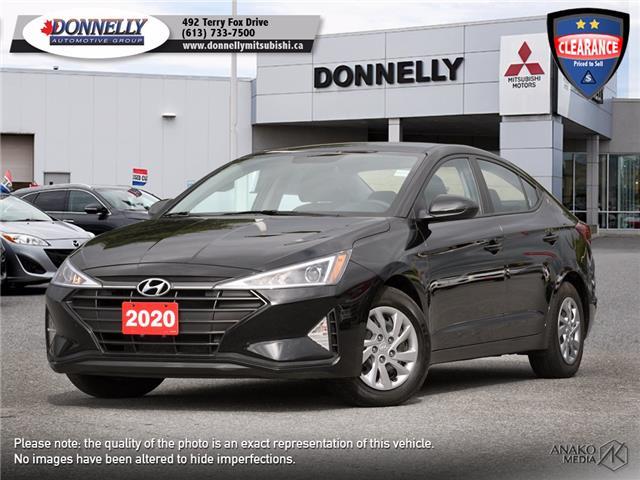 2020 Hyundai Elantra ESSENTIAL KMHD74LF2LU034907 MU1144 in Ottawa