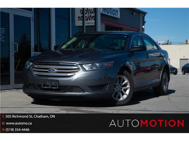 2014 Ford Taurus SE (Stk: 211766) in Chatham - Image 1 of 19
