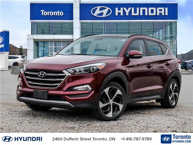 2016 Hyundai Tucson Limited (Stk: U07309) in Toronto - Image 1 of 30