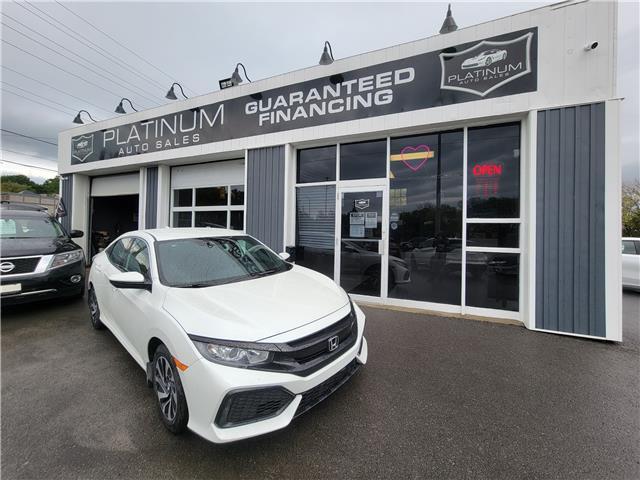 2019 Honda Civic LX (Stk: 305688) in Kingston - Image 1 of 12