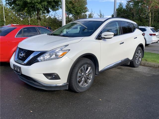 2016 Nissan Murano SV (Stk: A21220B) in Abbotsford - Image 1 of 3