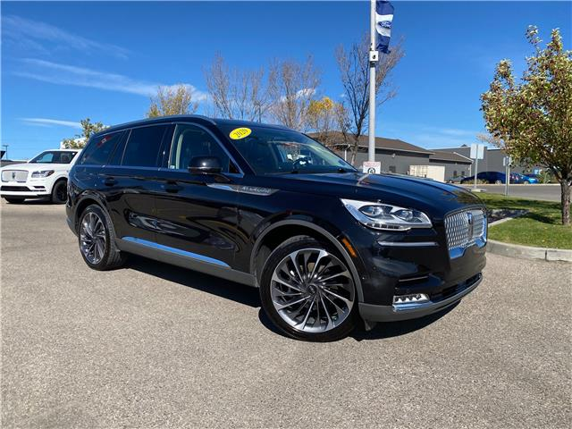 2020 Lincoln Aviator Reserve (Stk: M-1700A) in Calgary - Image 1 of 27