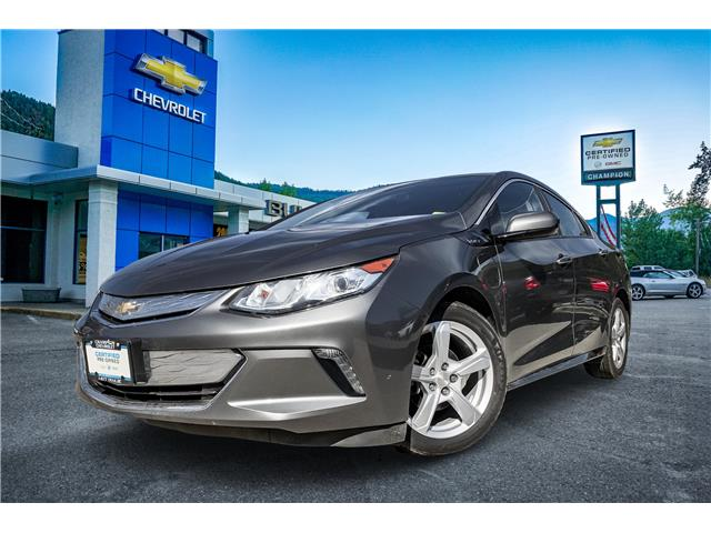 2017 Chevrolet Volt LT (Stk: 21-154A) in Trail - Image 1 of 20