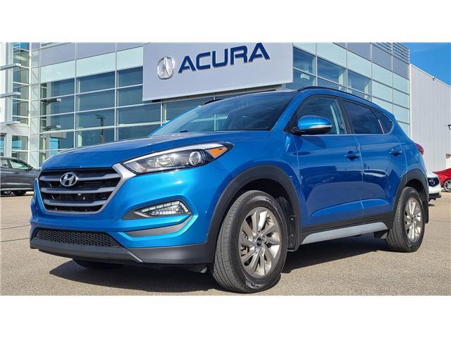 2017 Hyundai Tucson  KM8J3CA40HU465201 A4574 in Saskatoon