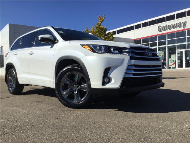 2018 Toyota Highlander Limited 5TDDZRFHXJS910536 37209A in Edmonton